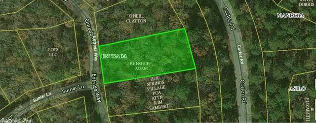0 Entrada, Hot Springs Village, AR 71909 (MLS #20019332) :: United Country Real Estate