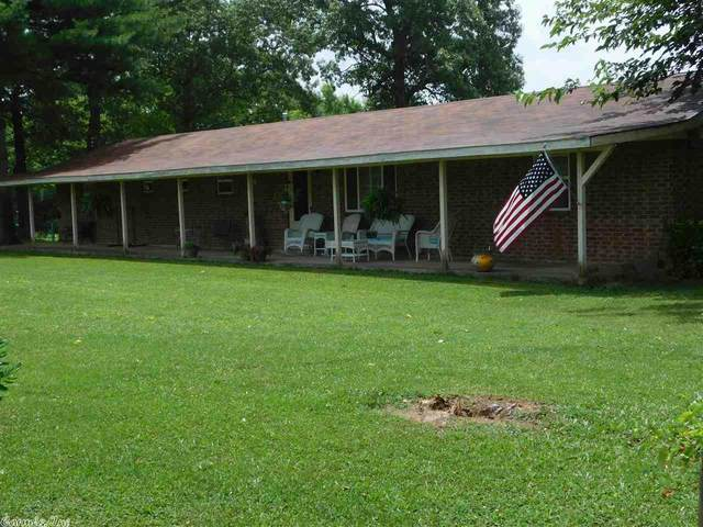 367 Polk Road 136, Cove, AR 71937 (MLS #20019964) :: United Country Real Estate