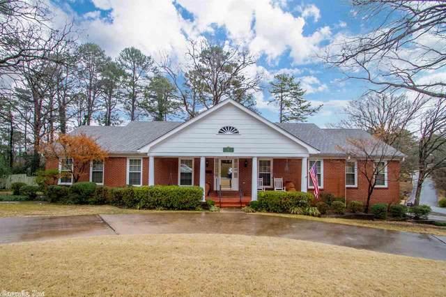 8 Crestmont Dr, Little Rock, AR 72227 (MLS #20020022) :: Truman Ball & Associates - Realtors® and First National Realty of Arkansas