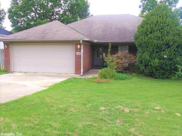 2209 Redwood, Benton, AR 72015 (MLS #20020059) :: Truman Ball & Associates - Realtors® and First National Realty of Arkansas