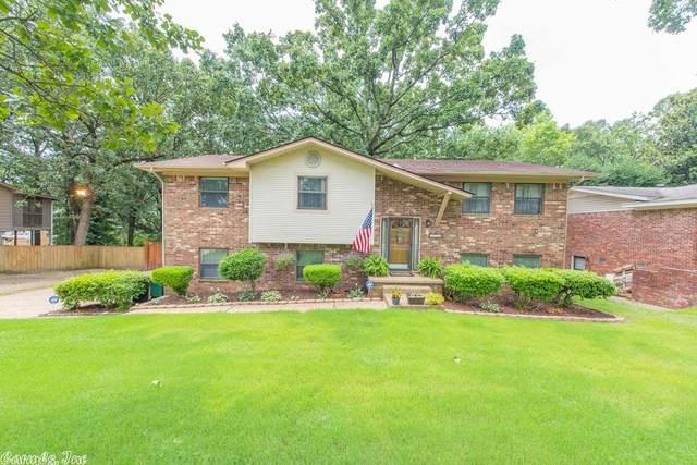 1608 Beresford, North Little Rock, AR 72116 (MLS #20020141) :: Truman Ball & Associates - Realtors® and First National Realty of Arkansas