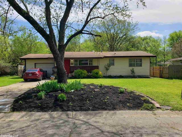 105 Galway, North Little Rock, AR 72118 (MLS #20020162) :: Truman Ball & Associates - Realtors® and First National Realty of Arkansas