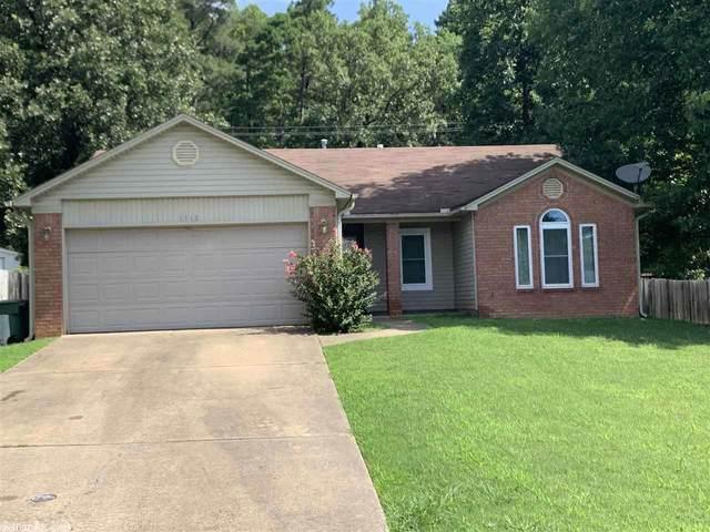 1712 Cherry Creek, Bryant, AR 72022 (MLS #20020438) :: Truman Ball & Associates - Realtors® and First National Realty of Arkansas