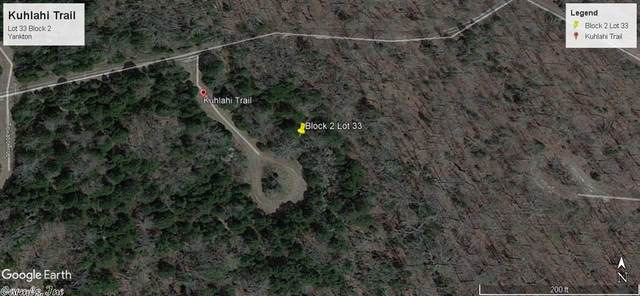 Kuhlahi, Cherokee Village, AR 72529 (MLS #20021176) :: United Country Real Estate