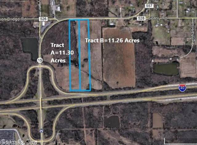 0 Hwy 15, North Little Rock, AR 72086 (MLS #20021209) :: United Country Real Estate
