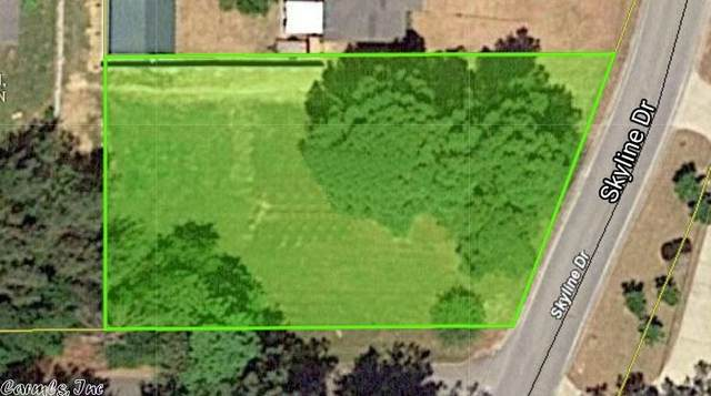 0 Skyline, Searcy, AR 72143 (MLS #20022078) :: United Country Real Estate