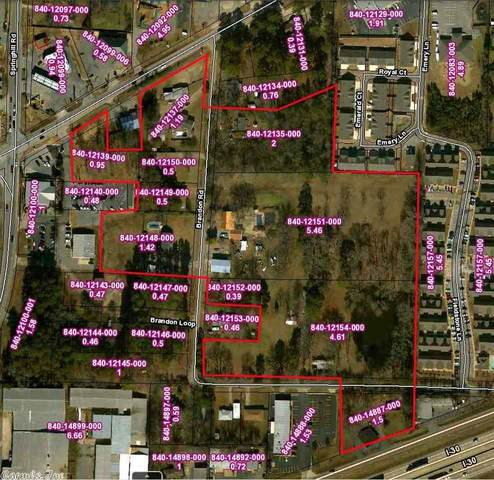 22034 I-30 Frontage, Bryant, AR 72022 (MLS #20023056) :: United Country Real Estate