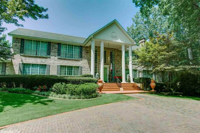 40 Knotty Pine Pl, Texarkana, TX 75503 (MLS #20023060) :: United Country Real Estate