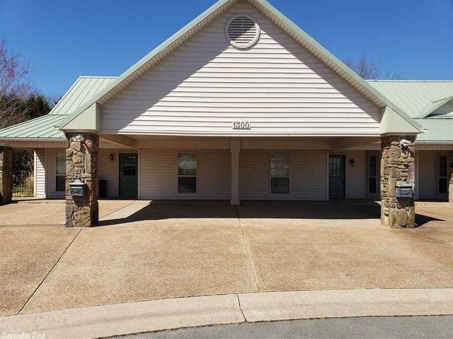 1300 Sage Brush Way, Heber Springs, AR 72543 (MLS #20023735) :: United Country Real Estate