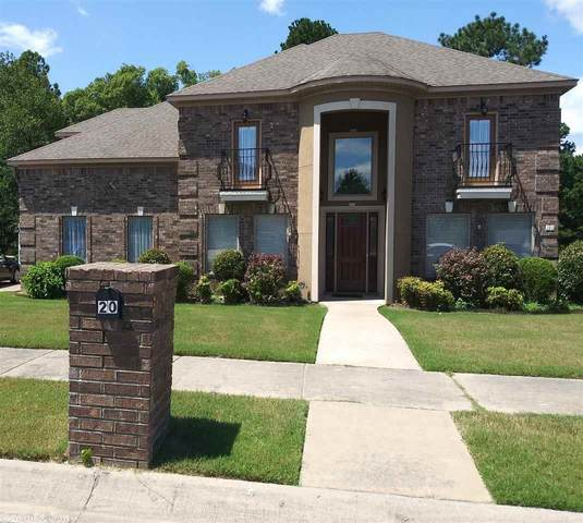20 Marchwood Cove, Little Rock, AR 72210 (MLS #20024010) :: United Country Real Estate