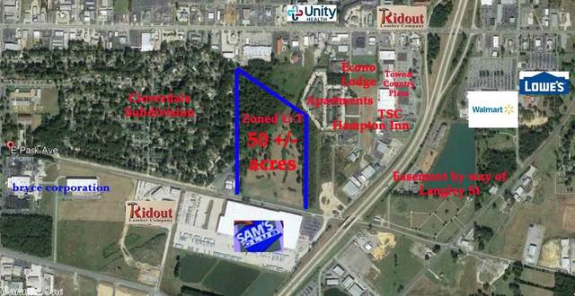 Searcy, AR 72143 :: United Country Real Estate