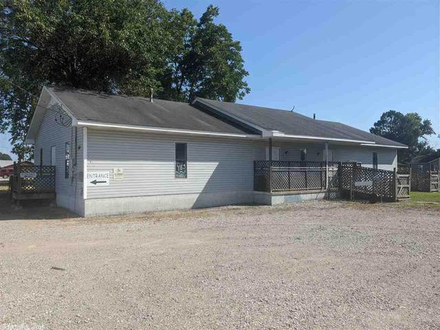 5411 E Nettleton, Jonesboro, AR 72401 (MLS #20025326) :: United Country Real Estate