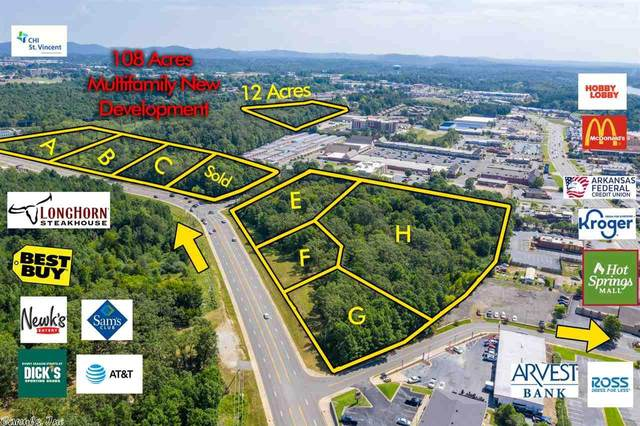 Hot Springs, AR 71913 :: United Country Real Estate