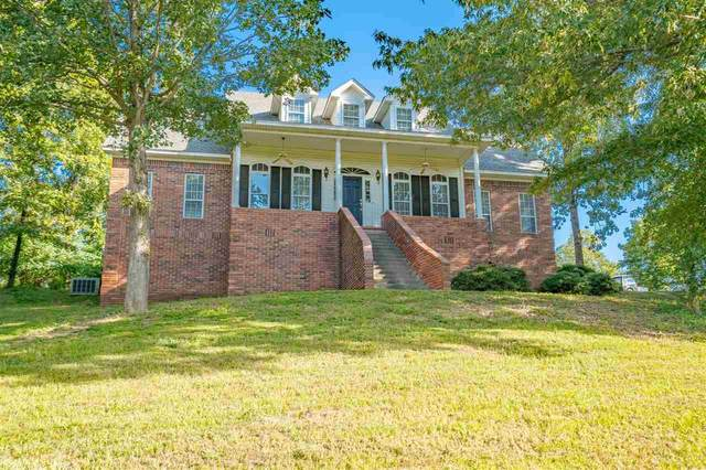 63 Stonegate Shores, Hot Springs, AR 71913 (MLS #20025949) :: United Country Real Estate