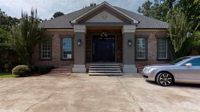 3910 Water Oak, Texarkana, AR 71854 (MLS #20026306) :: United Country Real Estate