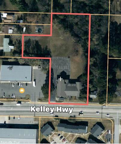 4235 Kelley, Fort Smith, AR 72904 (MLS #20026955) :: The Angel Group