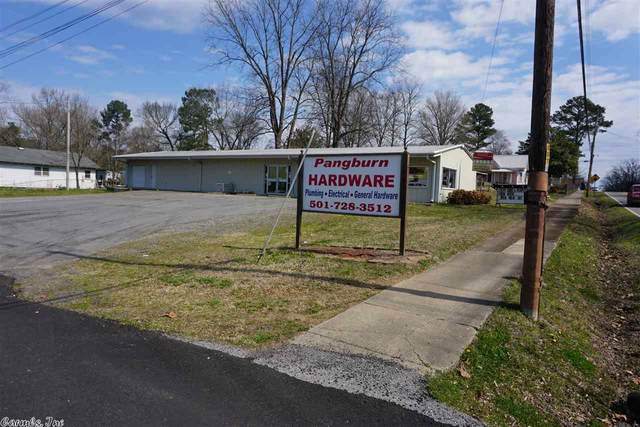 801 Main, Pangburn, AR 72121 (MLS #20027876) :: United Country Real Estate