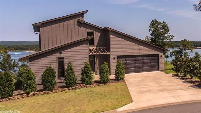 1040 Wisdom Pointe Lane, Heber Springs, AR 72543 (MLS #20028235) :: The Angel Group