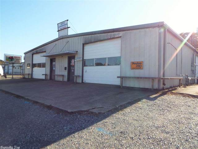 1003 S Redmond, Jacksonville, AR 72076 (MLS #20028262) :: United Country Real Estate