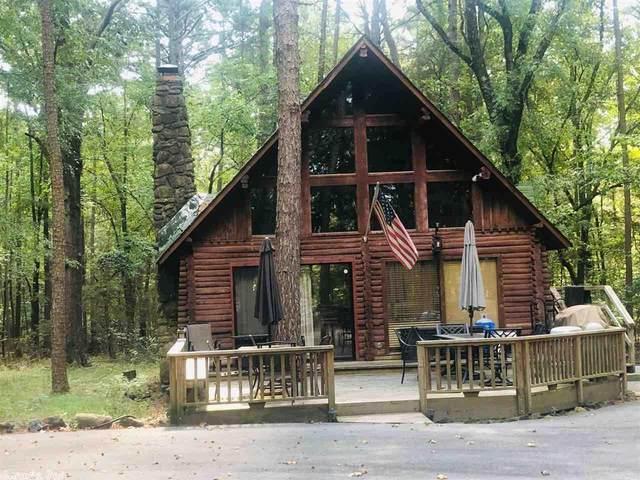 1659 Tannenbaum Rd., Drasco, AR 72530 (MLS #20028579) :: United Country Real Estate