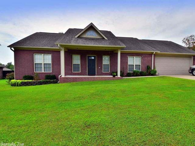 41 Wells, Greenbrier, AR 72058 (MLS #20028631) :: United Country Real Estate