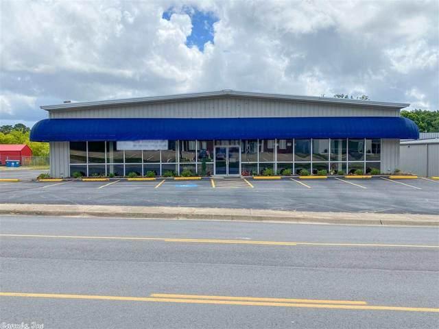 1110 Ferguson Dr. Ste. A, Benton, AR 72015 (MLS #20029841) :: United Country Real Estate