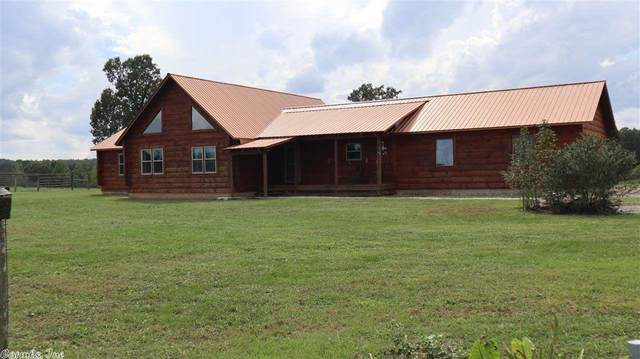 375 Greasy Creek Rd., Salem, AR 72576 (MLS #20030161) :: United Country Real Estate