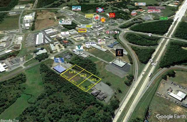 138 Professional, Cabot, AR 72023 (MLS #20030605) :: United Country Real Estate