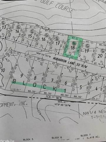 12 Nubarron, Hot Springs Village, AR 71909 (MLS #20030999) :: United Country Real Estate