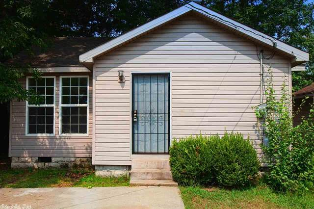 1805 W 16th, North Little Rock, AR 72114 (MLS #20031013) :: United Country Real Estate
