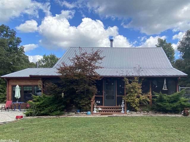 49 Cherokee Acres, Cherokee Village, AR 72529 (MLS #20031027) :: United Country Real Estate