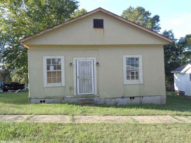 701 W 32, Little Rock, AR 72206 (MLS #20031108) :: United Country Real Estate