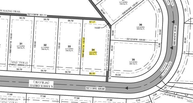 34 Essex, Benton, AR 72019 (MLS #20031212) :: United Country Real Estate