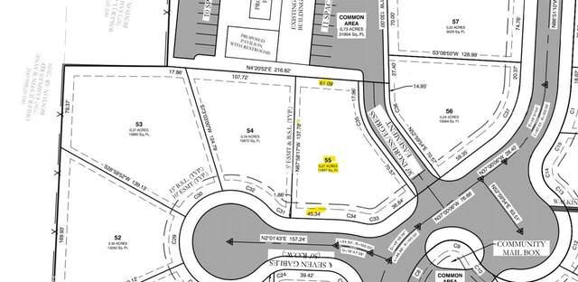 55 Seven Gables, Benton, AR 72019 (MLS #20031214) :: United Country Real Estate