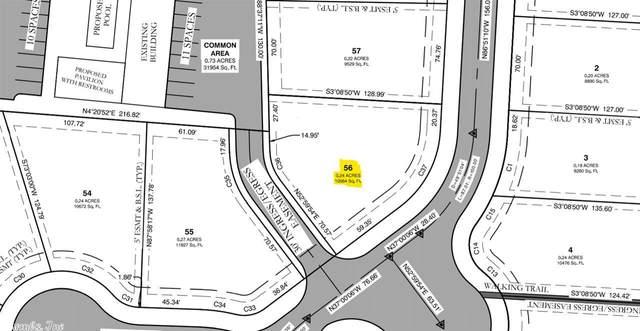 56 Essex, Benton, AR 72019 (MLS #20031221) :: United Country Real Estate