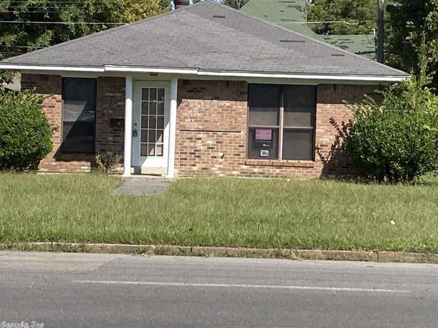 1219 W 6th, Pine Bluff, AR 71603 (MLS #20031484) :: United Country Real Estate