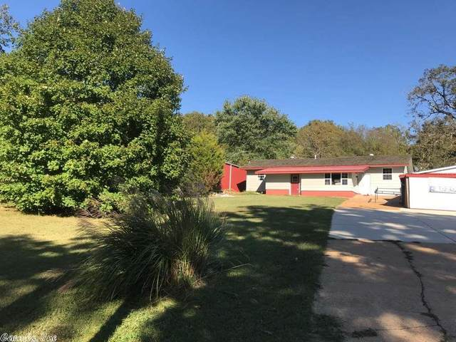 500 Church, Hardy, AR 72542 (MLS #20031670) :: United Country Real Estate
