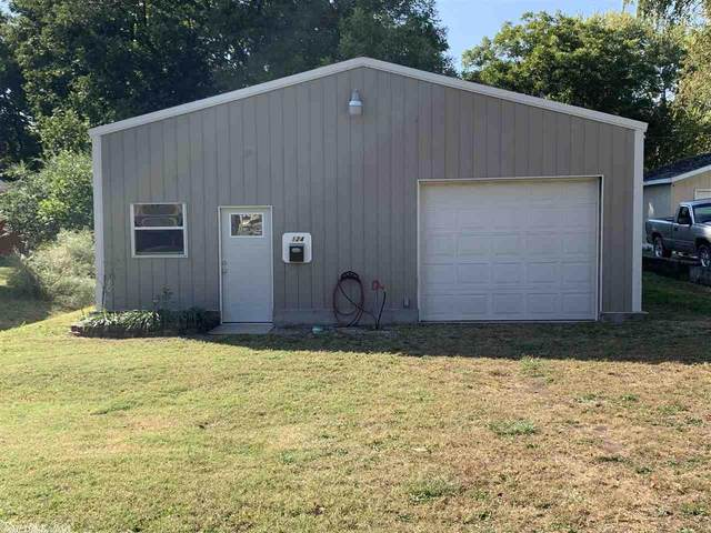 124 South Street, Mountain Home, AR 72653 (MLS #20031846) :: United Country Real Estate