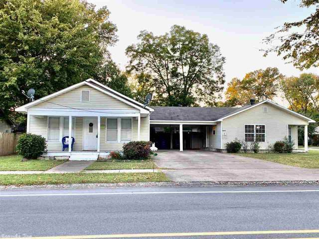 1361 Davis, Conway, AR 72034 (MLS #20031991) :: United Country Real Estate