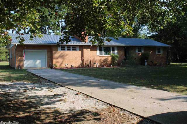 1301 Maple Dr, Mountain View, AR 72560 (MLS #20032078) :: The Angel Group