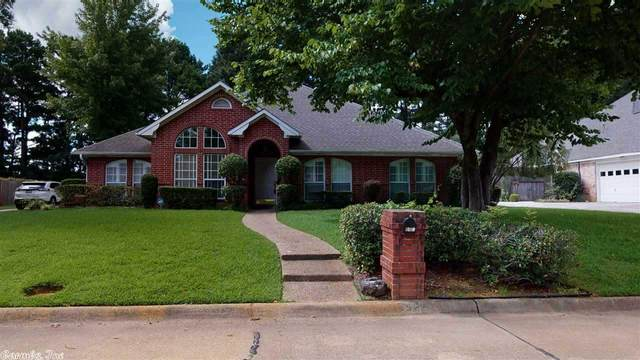 3526 Woodridge Drive, Texarkana, TX 75503 (MLS #20032187) :: United Country Real Estate