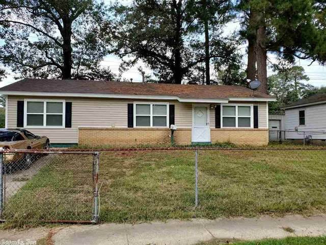 22 Evergreen, Pine Bluff, AR 71602 (MLS #20032212) :: United Country Real Estate