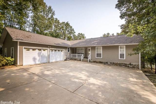 344 Valhalla, Greers Ferry, AR 72067 (MLS #20032611) :: United Country Real Estate