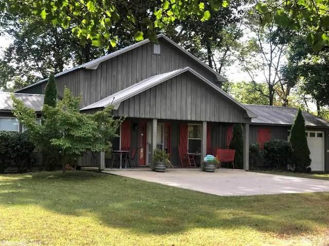 710 Hidden Valley Rd., Wilburn, AR 72179 (MLS #20032658) :: United Country Real Estate
