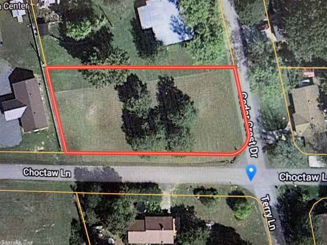 0 Cedar Crest, Clinton, AR 72031 (MLS #20032707) :: United Country Real Estate