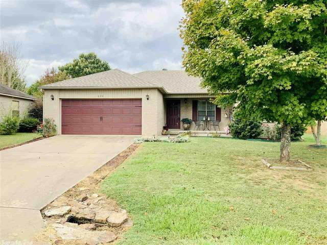 630 Summer Drive, Heber Springs, AR 72543 (MLS #20033073) :: United Country Real Estate