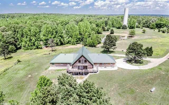 437 Cr 799, Jonesboro, AR 72405 (MLS #20033193) :: United Country Real Estate