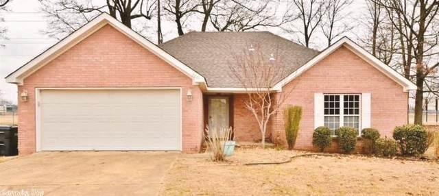 5001 Wakefield, Jonesboro, AR 72404 (MLS #20033607) :: United Country Real Estate