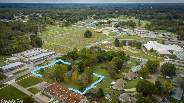 2302 S Pine, Cabot, AR 72023 (MLS #20033627) :: United Country Real Estate