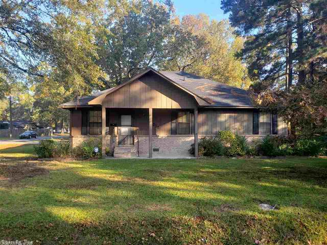 1319 W 33rd, Pine Bluff, AR 71603 (MLS #20034770) :: United Country Real Estate